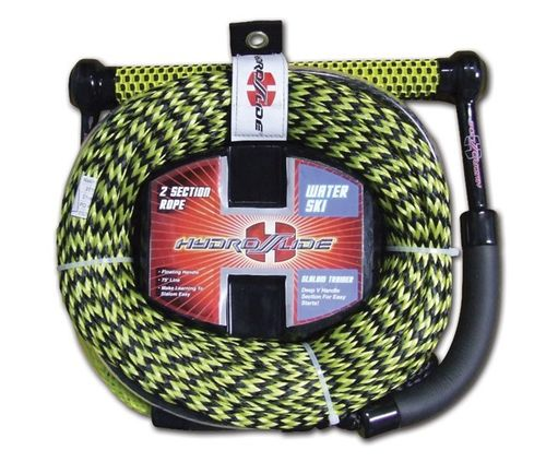 Hydroslide Ski Rope Single/ 2 sect./ 23 mtr slalom