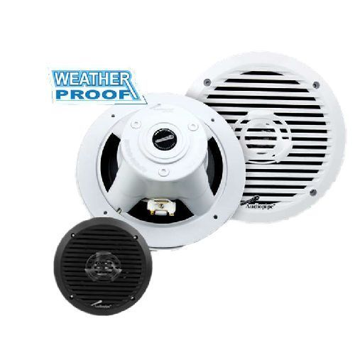 "Audiopipe 6,5"" 200 Watt marine-ATV speakerset"